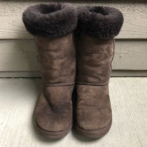 Women's Classic Tall Chocolate Brown Ugg Boots